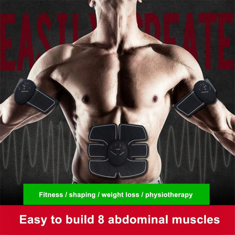 Massage & Relaxation - Portable Multi-Function EMS Muscle Trainer