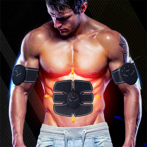 Massage & Relaxation - Replacement Electrodes For EMS Muscle Trainer