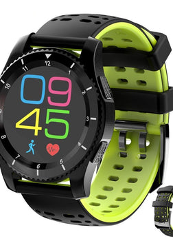 Smart Watch - Heart Rate Blood Pressure Fitness Watch