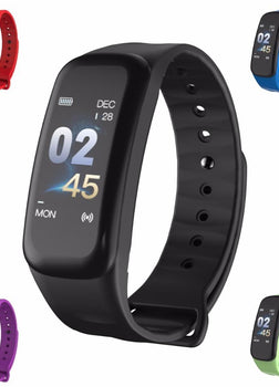 Smart Wristbands - SH Smart Watch For Health And Fitness Monitor
