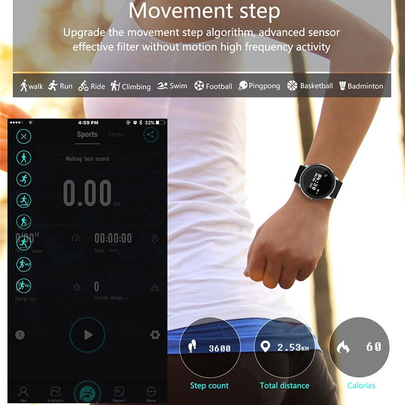 Smart Wristbands - Smart Watch Bracelet With Health Benefits