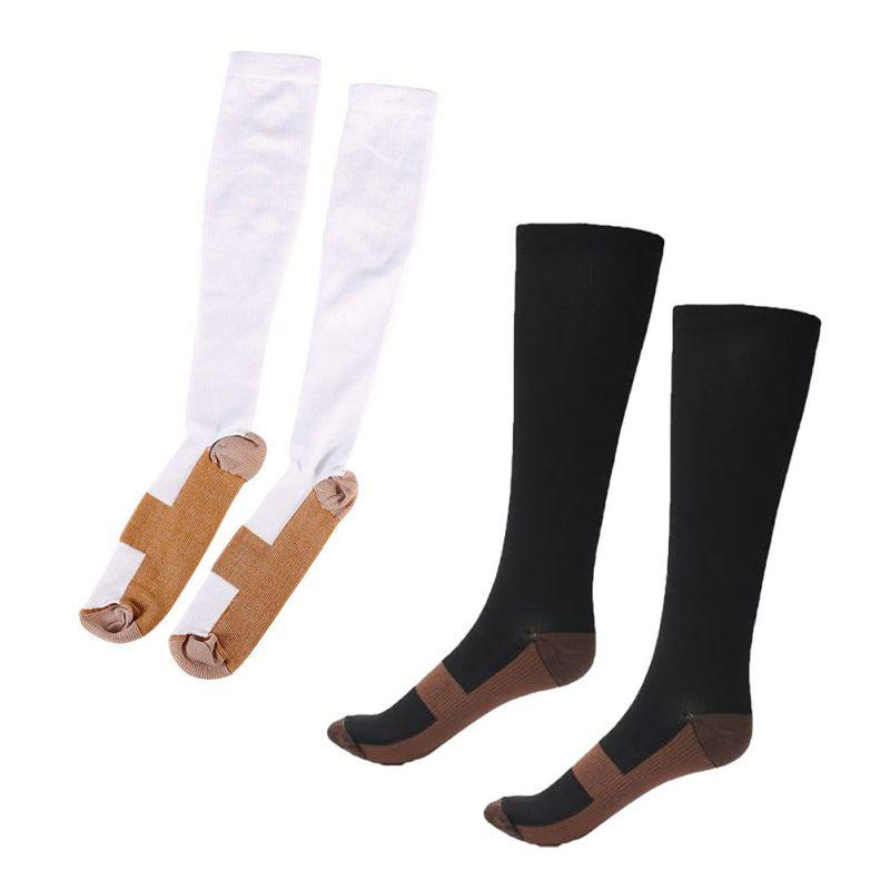 Socks - FREE SH Miracle Copper Anti-Fatigue Compression Socks Unisex