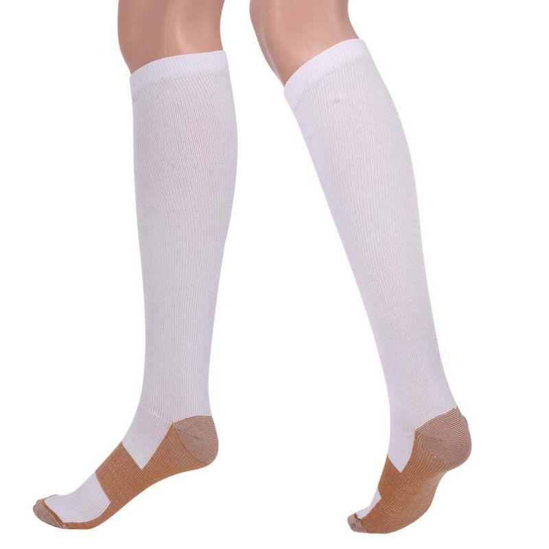 Socks - Miracle Copper Compression Socks Anti Fatigue Buy At Least 3 To Get Huge Discount