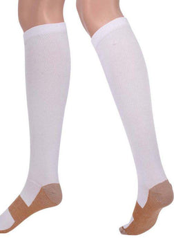SH Miracle Copper Anti-Fatigue Compression Socks Buy at least 3 to get Huge Discount