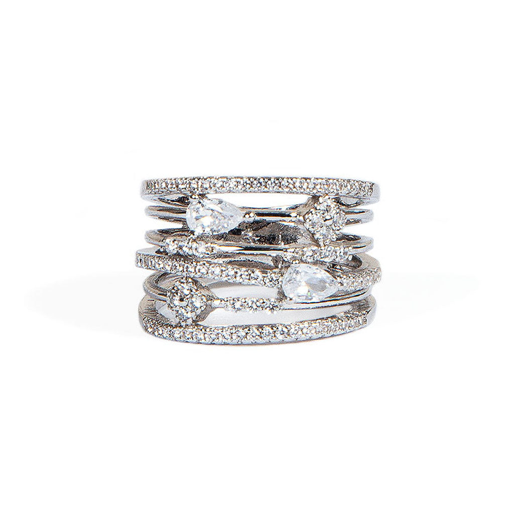 AVA RING STACK