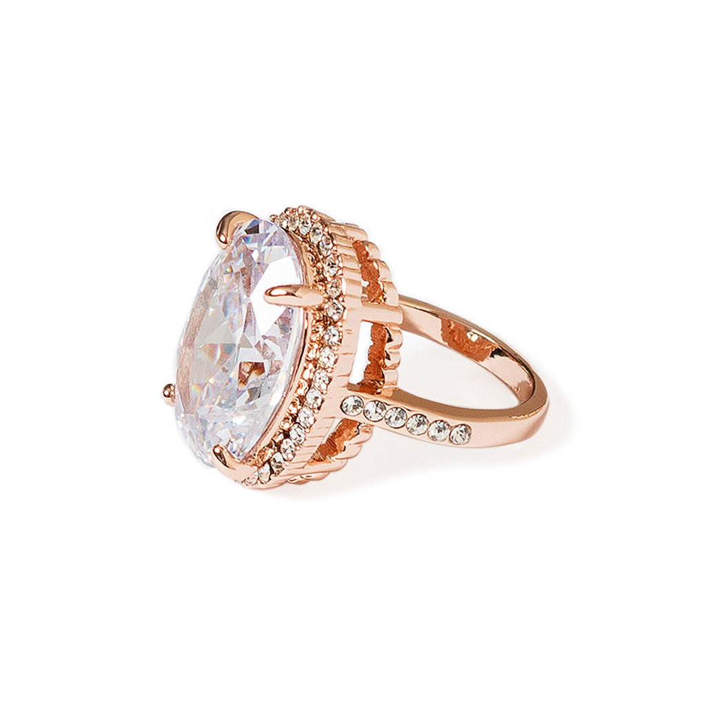 SARAH JANE ROSE GOLD RING