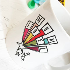 Mum Fuel Mug © Betty Etiquette 2018