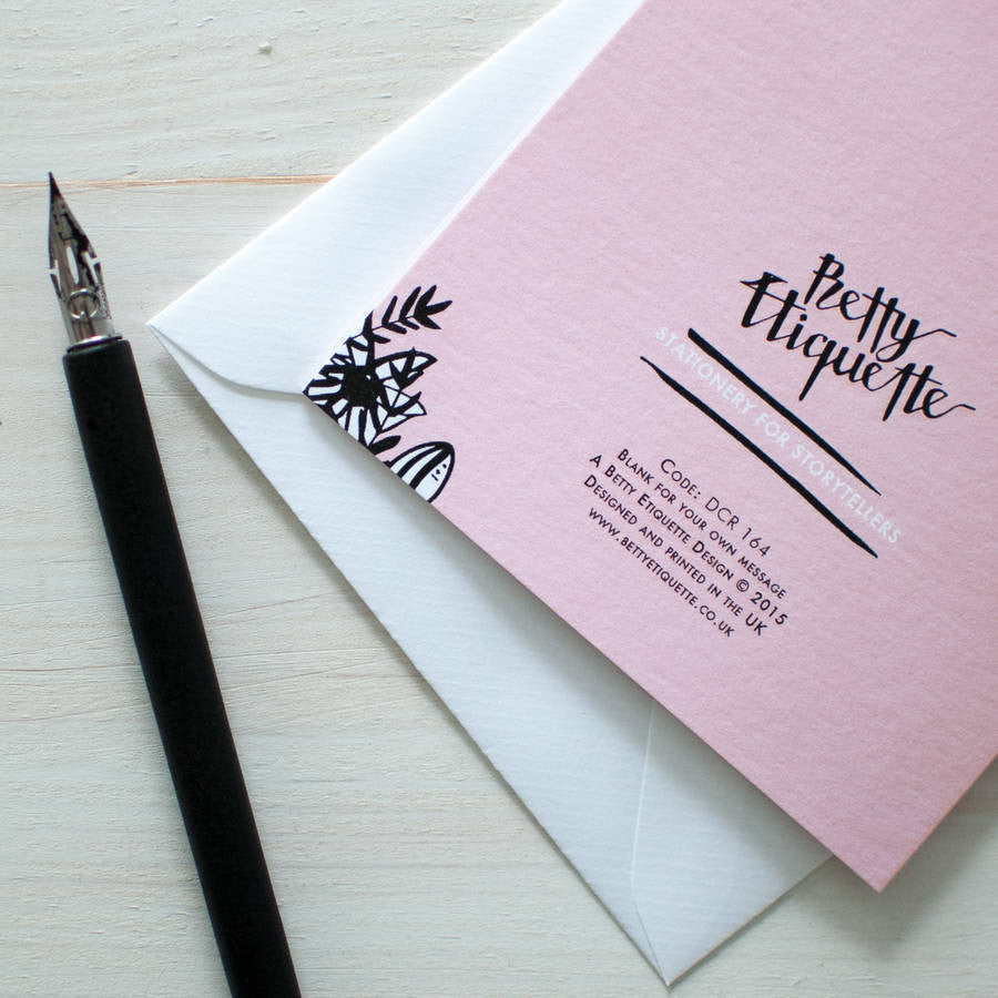 Beautiful Sister Greeting Card Betty Etiquette