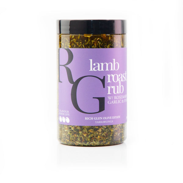 Lamb Roast Meat Rub rosemary • garlic 360gm