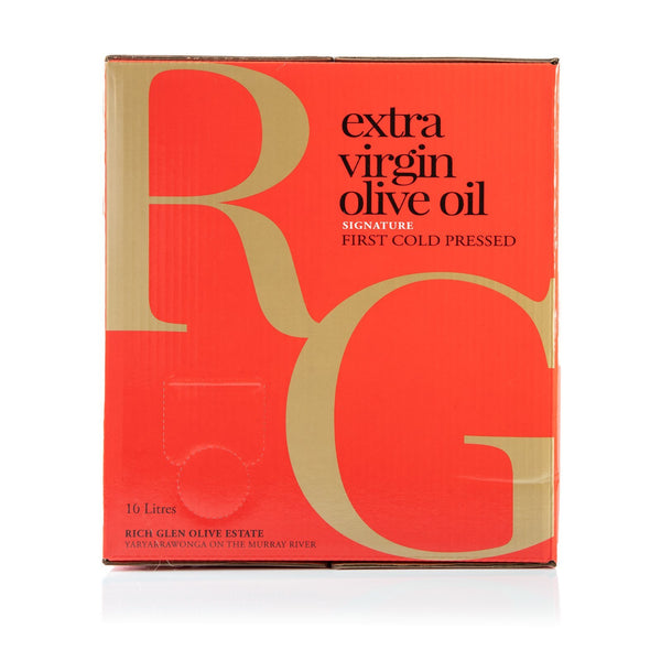 Extra Virgin Olive Oil Signature 10lt