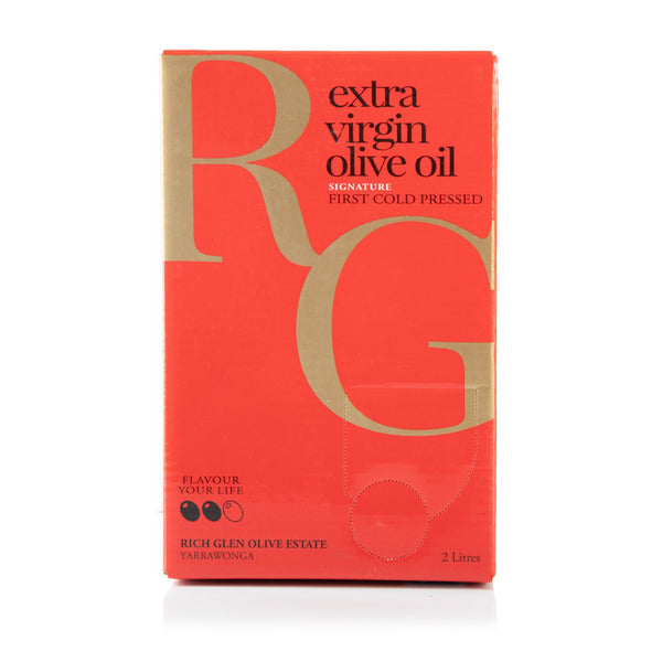 Extra Virgin Olive Oil Signature 2lt