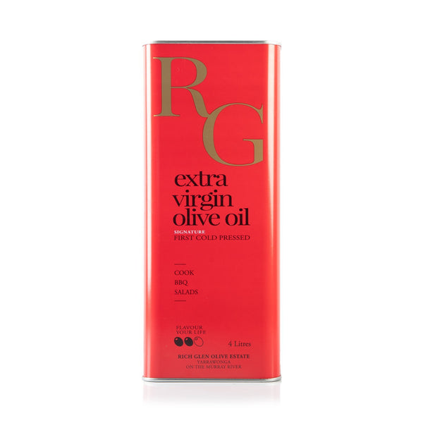 Extra Virgin Olive Oil Signature 4lt