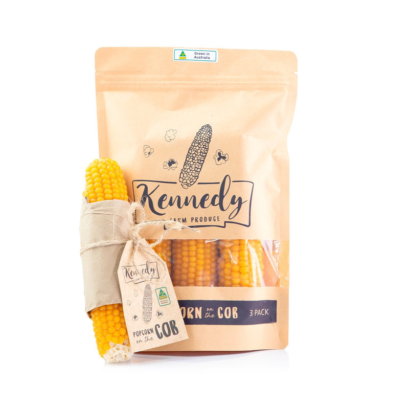 Popcorn on the Cob 3 Pack
