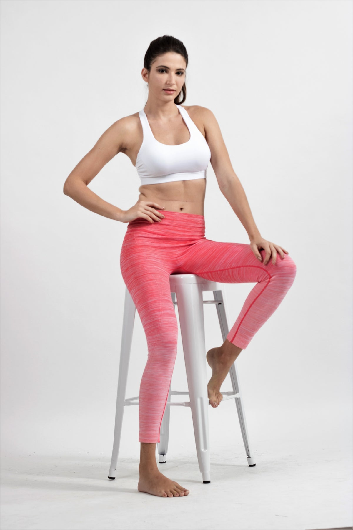 LIS! Stretchable Slim Cut Sport Tight