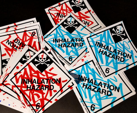 New Smaller Quarantine 2020 Sticker Packet