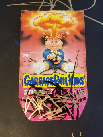 Garbage Pail Kids/ Tagged First Series Box Cover