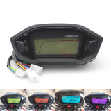 LCD Motorcycle Digital Speedometer