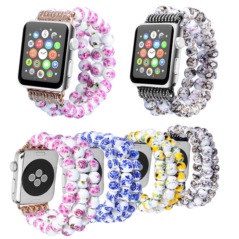 products/Women-s-Flower-Ceramic-Beads-Stretch-Bracelet-for-Apple-Watch-Band-Wristband-Strap-for-iWatch-42mm.jpg