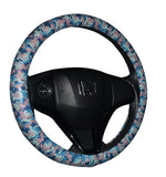 Camouflage Bling Car Steering Wheel Cover