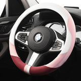 Universal 15 inch Fashionable Steering Wheel Covers-SF01
