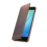 HUAWEI Nova Smart View Cover Brown