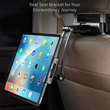 Rock Universal Stretchable Car Headrest Mount RPH0876