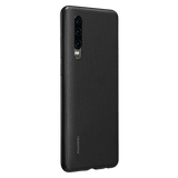 Huawei P30 Leather Case Black