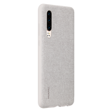 Huawei P30 Leather Case Gray