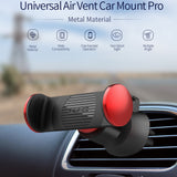 Rock Universal Pro Air Vent Car Mount Red RPH0845