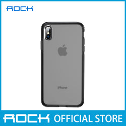 Rock Guard Series Protection Case for iPhone XR Black RPC1437