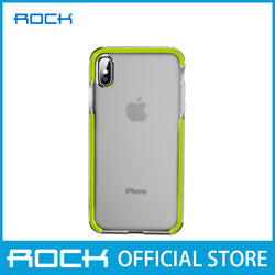 Rock Guard Series Protection Case for iPhone X/XS Green RPC1436
