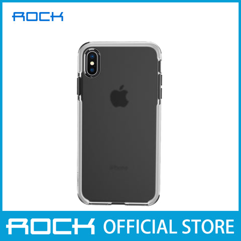Rock Guard Series Protection Case for iPhone X/XS White RPC1436
