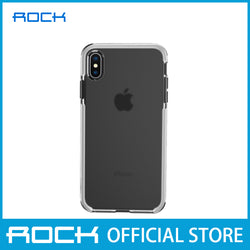 Rock Guard Series Protection Case for iPhone XS Max White RPC1438
