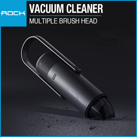 Rock AutoBot V Handheld Vacuum Cleaner Black ABV001