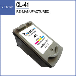 Re-manufactured Ink Cartridge Compatible Canon CL-41 Color