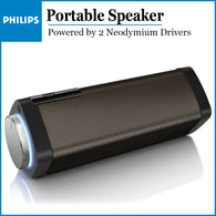 Philips SB7100/98 SHOQBox Wireless Portable Speaker