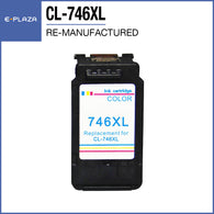 Re-manufactured Ink Cartridge Compatible Canon CL-746XL Color