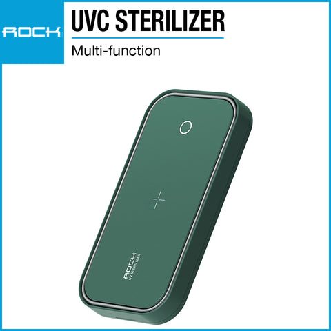 Rock Multi-function UVC Sterilizer X01 Green