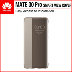 Huawei Mate 30 Pro Smart View Cover Khaki