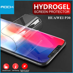 Rock 9D Hydrogel Screen Protector 0.18mm Transparent for Huawei P30