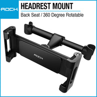 Rock Universal Car Headrest Mount Black RPH0838