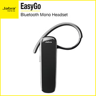 Jabra EasyGo Bluetooth Mono Headset Black