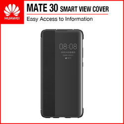 Huawei Mate 30 Smart View Cover Black