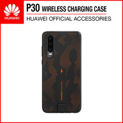HUAWEI P30 Wireless Charging Case Orange