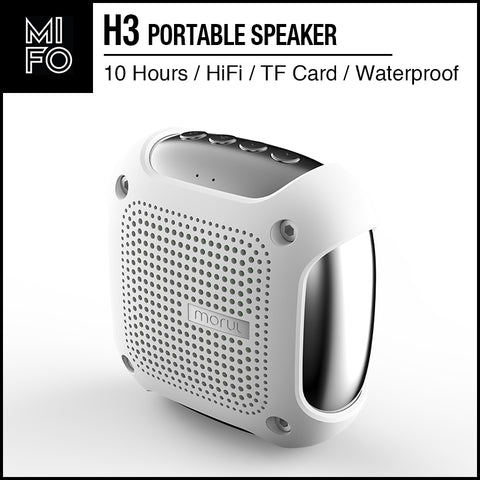 Mifo H3 Portable Bluetooth Speaker White