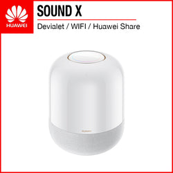 Huawei Sound X Bluetooth Speaker White