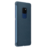 Huawei Mate 20 Leather Case Light Blue