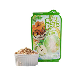 Three Squirrels Bubbly Shelled Sunflower Seeds Apple Flavor 120g