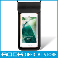 Rock Mobile Phone Waterproof Bag 4.7'' Black RPH0867