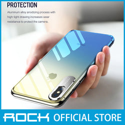 Rock Classy Protection Case for iPhone X/XS Blue RPC1445